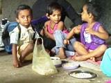 Video: महाराष्ट्र : भूख पर भारी मंत्री जी की सवारी