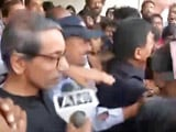 Video : JNU Vice Chancellor Allowed To Go After 20-Hour Stand-Off Over Missing Student
