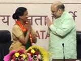 Video : बड़ी खबर : रीता बहुगुणा जोशी का हाथ अब बीजेपी के साथ