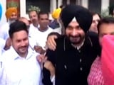 Video : नवजोत सिंह सिद्धू के मुद्दे को तूल देने से बचती कांग्रेस