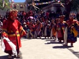Video : A Glimpse Of The 'Cham' Dance At The Ladakh Festival