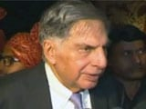Video : Millions Of Indians Want Country Without Intolerance: Ratan Tata