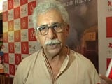 Video : Karan Johar Shouldn't Have Apologised, Says Naseeruddin Shah