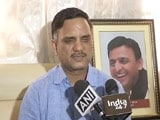 Video: Samajwadi Party Expels Legislator Who Wanted Akhilesh Yadav As Party Chief