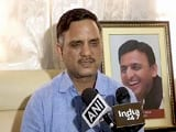 Video : Samajwadi Party Expels Legislator Who Wanted Akhilesh Yadav As Party Chief