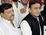 Video : Split Ahead? Akhilesh Yadav Sacks Uncle Shivpal, Now Mulayam's Move