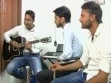 Video : एक आमिर खान यह भी, जो सैनिकों को सिखाते हैं संगीत