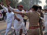 Akhilesh Yadav, Uncle Shivpal's Supporters Clash Ahead of Big Samajwadi Party Meet