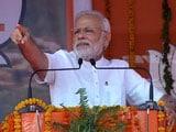 Video : यूपी में पीएम मोदी ने फूंका चुनावी बिगुल, सपा-बीएसपी पर जमकर बरसे