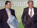 Cyrus Mistry Wanted To Throw Ratan Tata Under The Bus: Sources To NDTV