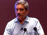 Will Not Accept Any Funds, 'No Catching Of Necks': Manohar Parrikar On 'Ae Dil...' Row