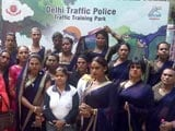 Video : Attention Please: Meet Delhi's New Traffic Marshals