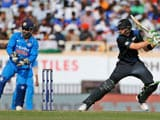 Video: NZ Level Series vs India, Martin Guptill Happy to Get His Touch Back