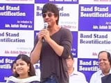 Have You Seen Shah Rukh Khan Give Mumbai Residents A Surprise?