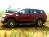 Video : Ford Endeavour Off Road Event