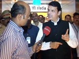 Video : 5 करोड़ के डोनेशनका विरोध किया था : देवेंद्र फडणवीस