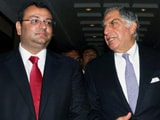 Video: Ratan Tata Wants Buyer For Cyrus Mistry's Stake In Tata Sons: Report