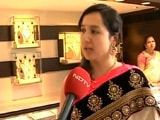 मुंबई : धनतेरस पर बाजारों में रौनक, ज्वेलरी दुकानों में लोगों की भीड़