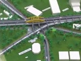 Video: Bengaluru Steel Flyover Stalled For Now