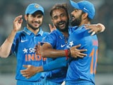 Video : Amit Mishra The Hero as India Beat NZ to Clinch Series