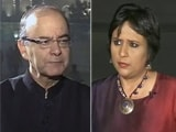 Video : Won't Suffer In Silence, Cost To Pakistan Will Be Severe: Arun Jaitley To NDTV