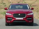 Video : Jaguar F-Pace Driven In India