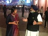 Video : 'Sidhu A Human Bomb; Kejriwal Like New Mobile Phone, Already Rejected': Sukhbir Badal