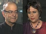 Video : Kejriwal Running Worst Government In Delhi Since 1947: Arun Jaitley