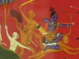 Video: Interpreting The Epic Ramayana In Visuals