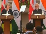 Video : Theresa May, Talking Visas, Calls Out Illegal Indian Immigrants