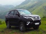 First Look: 2nd-Gen Toyota Fortuner