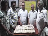 Video : Tamil Nadu Temple Gets Rs. 44 Lakh In Donation In 500, 1,000 Rupee Notes