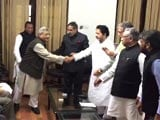 Video : Mamata's Party Shakes Hands With Left As Opposition Unites Against Notes Ban