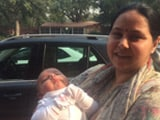 Video : Now, The Youngest Member Of Lalu Yadav's Family In Parliament. He Is 2 Months Old