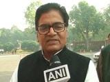 Video : Ram Gopal Yadav, Sacked From Samajwadi Party In Yadav Feud, Taken Back