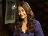Video : There's A Lot Of Talk, No Action: Aishwarya Rai Bachchan