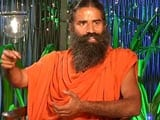 Video : 'Many In BJP Are Bachelors': Ramdev On Notes Ban In Peak Wedding Season