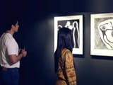 Video: Art In A Black And White World