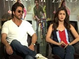 Video : Shah Rukh Khan, Alia Bhatt Talk About Their 'Biggest Fears'
