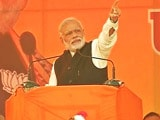 Video: Narendra Modi Says 'Historic' Response To Survey, Over 90% Back Notes Ban