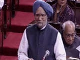 Video: 'People Have Deposited Money In Banks But Cannot Withdraw It': Manmohan Singh