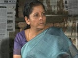 Video: Survey Or Not, People Are Happy: Nirmala Sitharaman Defends Notes Ban
