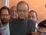 Video : Leaders Of Max Scandals: Arun Jaitley's Response To Dr Singh's Takedown