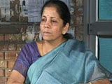 Video : Where Were These Economists: Nirmala Sitharaman On Notes Ban Impact