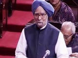 Video : 'Organised Loot, Legalised Plunder': Dr Manmohan Singh On Notes Ban
