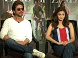 Video : Shah Rukh And Alia Bhatt Say This Is The 'Cruelest' Break-Up Line