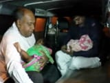 Video : 10 Infants Rescued From Old Age Home In Kolkata; Baby Smuggling Network Unearthed