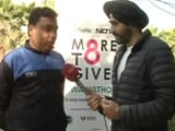 Video: Lenskart Co-founder Amit Chaudhary Joins The NDTV Fortis More To Give Walkathon