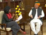 Video: 'Loot And Plunder? Congress Would Know': Union Minister On Dr Singh Jibe
