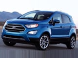 Video : Ford EcoSport Facelift Shown At LA Auto Show 2016